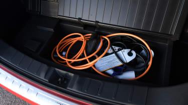 Mitsubishi Outlander PHEV - charging cables