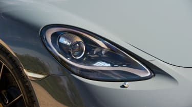 Porsche 718 Cayman - headlight