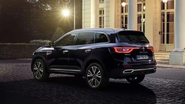 Renault Koleos Initiale Paris - rear