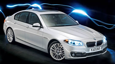 BMW 5 Series best executive car