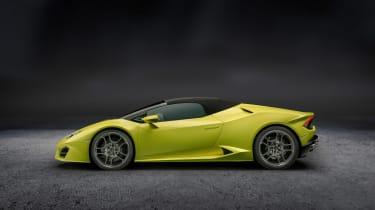 Lamborghini Huracan rear-wheel drive Spyder 5