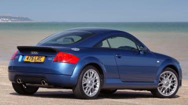 Appreciators: Audi TT