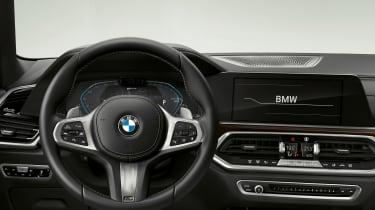 BMW X5 plug-in hybrid - wheel