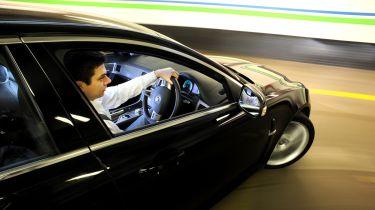 Jaguar XF Best for ease of driving