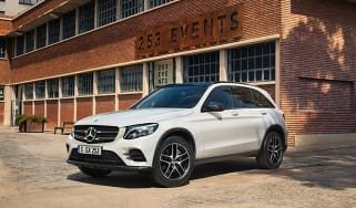 Mercedes GLC AMG Night Edition