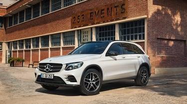 Mercedes GLC AMG Night Edition