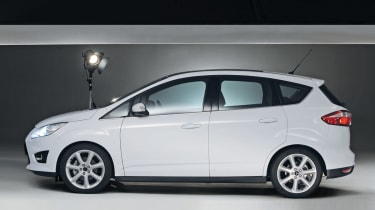 Best Five-Seat MPV: Ford C-MAX