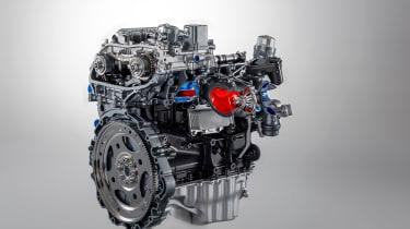 Jaguar F-Type 2.0 engine