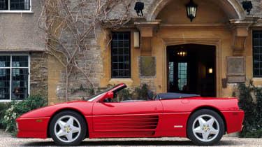 Ferrari 348 3.4 V8