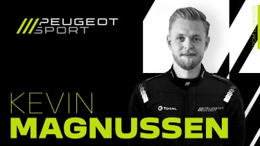 Peugeot WEC - Magnussen