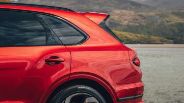 Bentley Bentayga S - spoiler