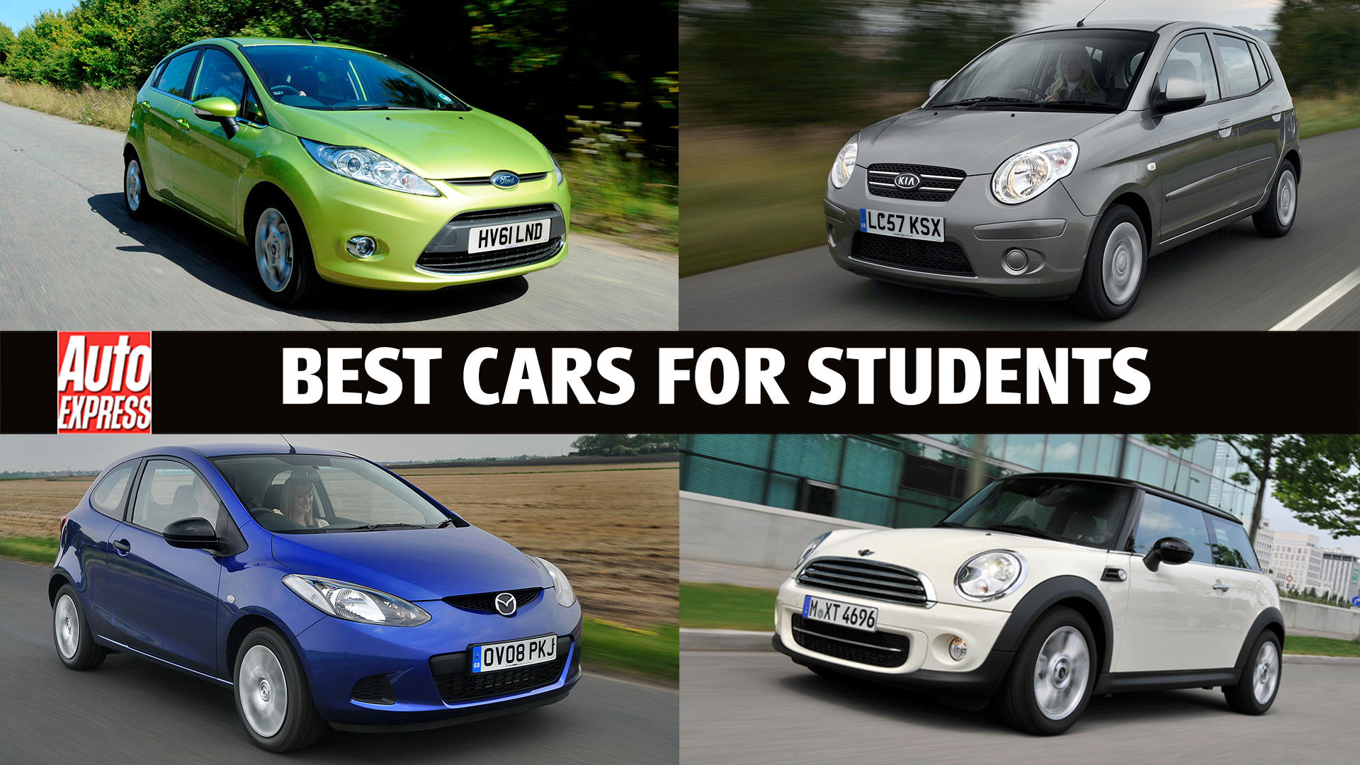 Best Cars For Students 2020 Auto Express