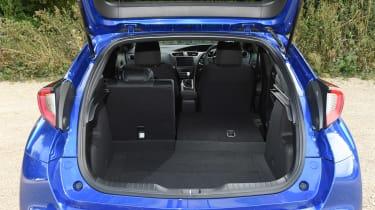 Honda Civic Sport 1.4 - boot