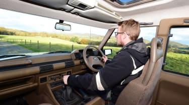 Land Rover Discovery Mk1 - Sean Carson