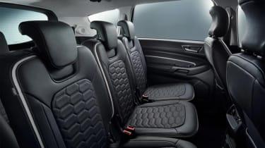 Ford S-MAX Vignale - press rear seats