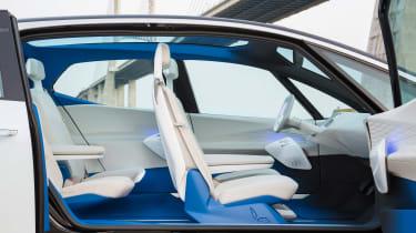 Volkswagen I.D. - doors open