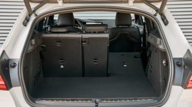 BMW 1 Series 2019 boot