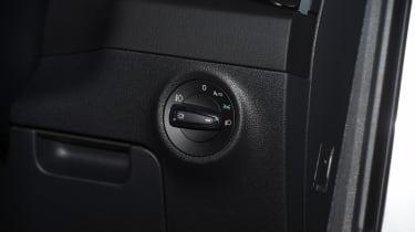 Skoda Karoq - controls