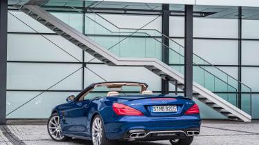 Mercedes SL facelift 2015 35