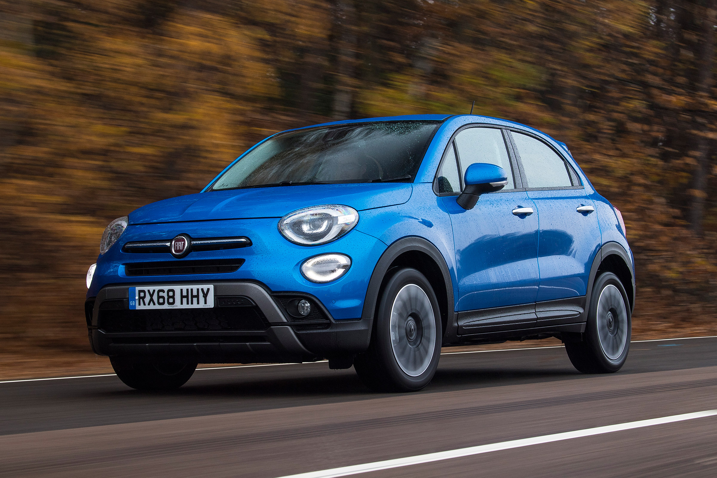 Fiat 500x Review Auto Express