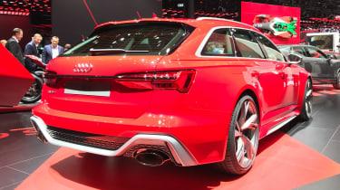 Audi RS Avant - Frankfurt rear