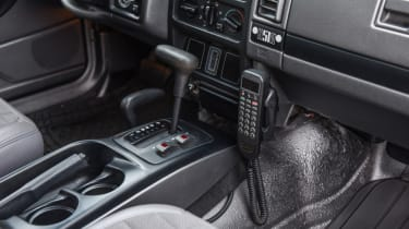 Jeep's wildest concepts driven - Grand One interior