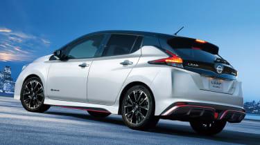 Nissan Leaf Nismo - rear