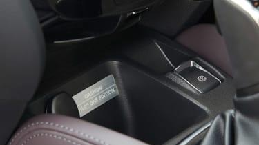 Nissan Qashqai ProPILOT - interior detail
