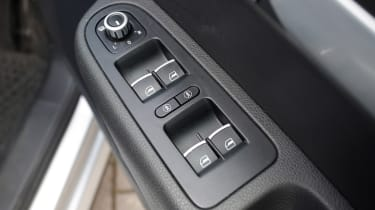 Used Volkswagen Sharan - door controls