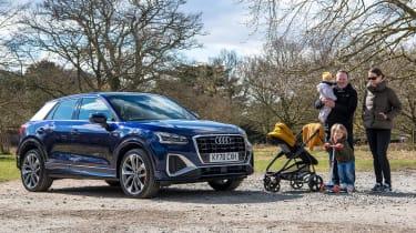 Audi Q2 35 TFSI long-termer - first report header