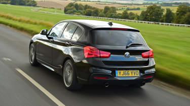 BMW M140i - rear