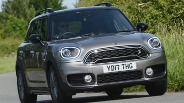MINI Countryman PHEV - front