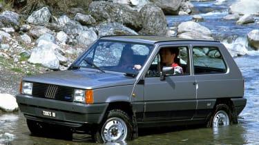 Italian modern classics - Fiat Panda 4x4
