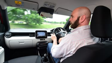 Long-term test - Suzuki Ignis - driver