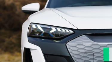Audi e-tron GT - front light
