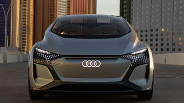 Audi AI:ME concept - full front