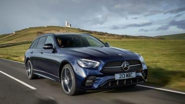 Mercedes E-Class Estate - tracking