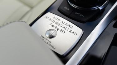 Alpina B5 Touring - detail