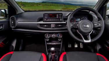 Kia Picanto GT Line - dash