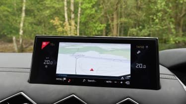 DS 3 Crossback - sat-nav