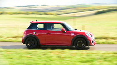 MINI Cooper S Works 210 - side