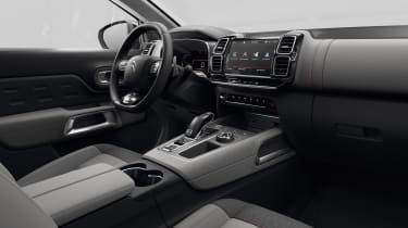 Citroen C5 Aircross - interior