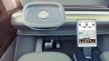Volkswagen I.D. Buzz - dash