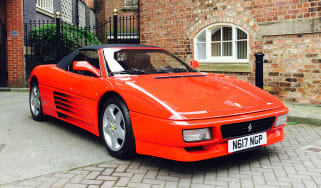 Ferrari 348 front quarter