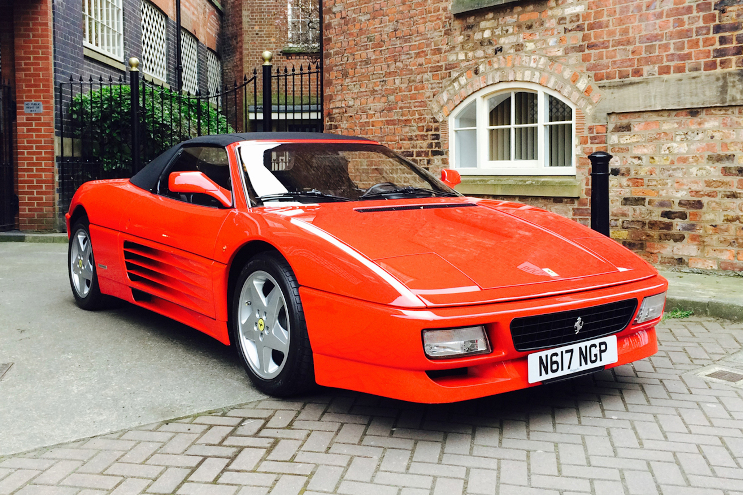 Ferrari 348 Buying Guide And Review 1989 1994 Auto Express
