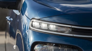 Berlingo headlights