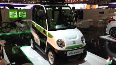 Speedi electric car