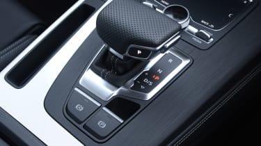 Audi Q5 TFSI e - transmission