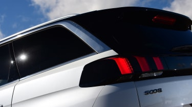 Peugeot 5008 - tail light