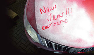 New Year car care